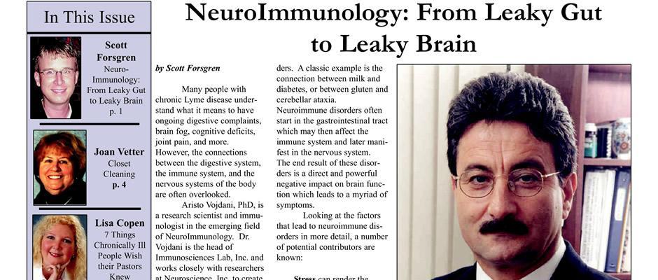 Aristo Vojdani - NeuroImmunology: From Leaky Gut to Leaky Brain