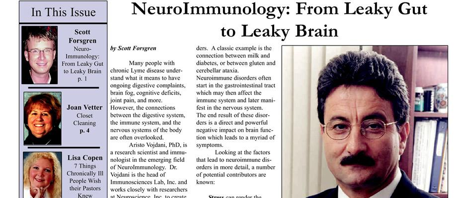 Aristo Vojdani - NeuroImmunology: From Leaky Gut to Leaky Brain