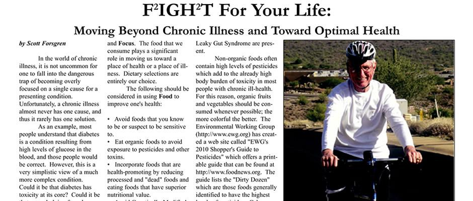 FIGHT For Your Life: Moving Beyond Chronic Illness and Toward Optimal Health