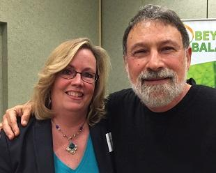 Neil Nathan MD with Susan McCamish CTN of Beyond Balance