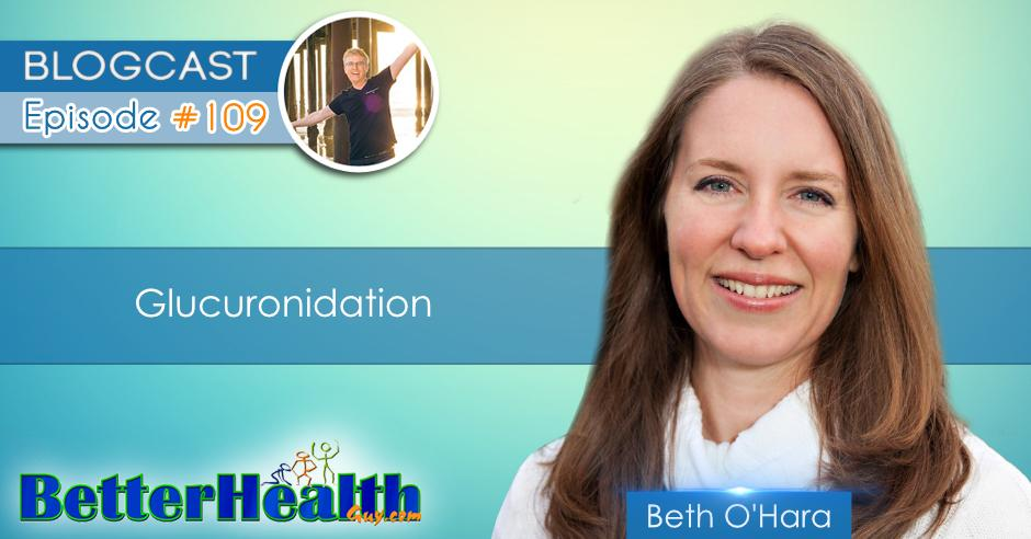Episode #109: Glucuronidation with Beth O'Hara