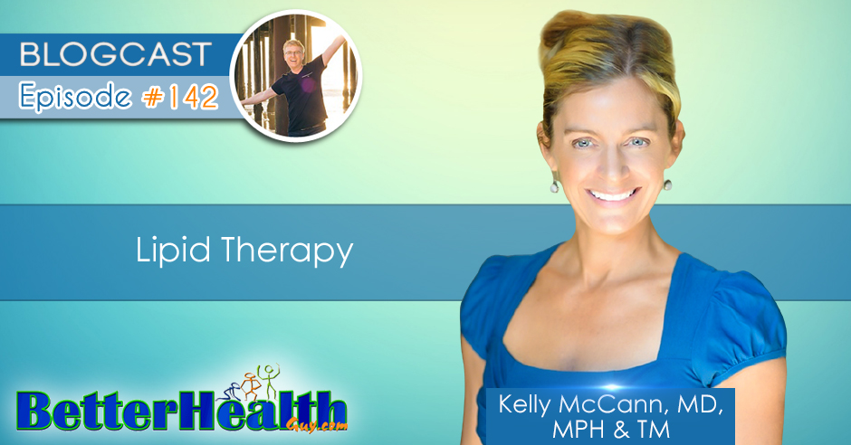 Episode #142: Lipid Therapy with Dr. Kelly McCann, MD, MPH & TM